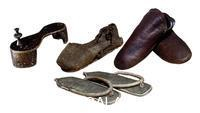 ******** Shoes collected by Hans Sloane