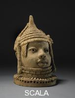 ******** Terracotta head, Benin, Nigeria