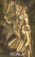 Duchamp, Marcel (1887-1968) Nude Descending a Staircase (No. 2), 1912