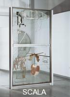Duchamp, Marcel (1887-1968) The Bride Stripped Bare by Her Bachelors, Even (The Large Glass), 1915-23