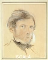 Ruskin, John (1819-1900) Self-Portrait