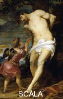 ******** GERARD SEGHERS - 'St Sebastian', at Petworth House, West Sussex