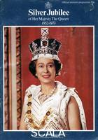 ******** Souvenir programme for the Silver Jubilee of Queen Elizabeth II, 1977.