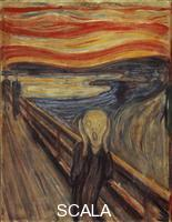 Munch, Edvard (1863-1944) The Scream, 1893