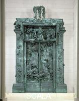 Rodin, Auguste (1840-1917) The Gates of Hell, conceived 1880-1917; cast 1928