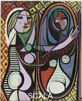 Picasso, Pablo (1881-1973) Girl Before a Mirror (Boisgeloup, March 1932)
