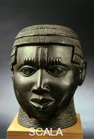 Nigerian art Head, from Benin Nigeria