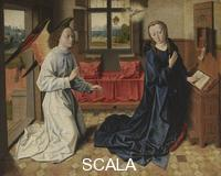 Bouts, Dieric (c. 1415 -1475) The Annunciation, c. 1465