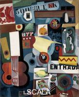 Souza-Cardoso, Amadeo de (1887-1918) Untitled (Entry), 1917