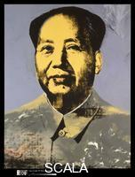 Warhol, Andy (1928-1987) Mao, 1973