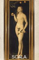 Cranach, Lucas the Elder (1472-1553) Eve