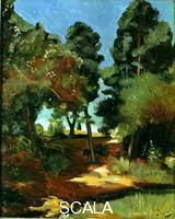 Derain, Andre' (1880-1954) The Pine Wood at Trez