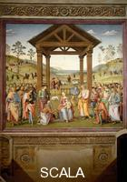 Perugino (1445/50-1523) Adoration of the Magi