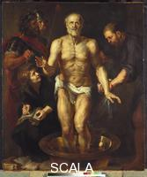 Rubens, Peter Paul (1577-1640) Dying Seneca