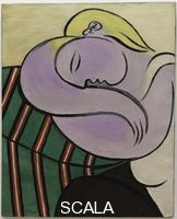 Picasso, Pablo (1881-1973) Woman with Yellow Hair. Paris, December 1931