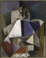 Gleizes, Albert (1881-1953) Portrait of an Army Doctor. 1914-15