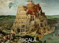 Bruegel, Pieter the Elder (1528-1569) The Tower of Babel, 1563