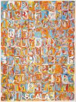 Johns, Jasper (b. 1930) Numbers in Color. 1958-1959