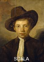 Fabritius, Carel (1622-1654), style The head of a boy