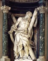 Rusconi, Camillo (1658-1728) S. Giovanni in Laterano. St. Andrew. 1708-18
