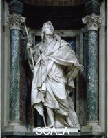 Rusconi, Camillo (1658-1728) S. Giovanni in Laterano. St. Jacopo Major. 1708-18