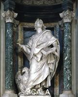 Rusconi, Camillo (1658-1728) S. Giovanni in Laterano. St. Giovanni. 1708-18