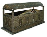 ******** Outer coffin of the priest Hor