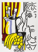 Lichtenstein, Roy (1923-1997) Still Life with Picasso, from the portfolio 'Hommage à Picasso', published 1973