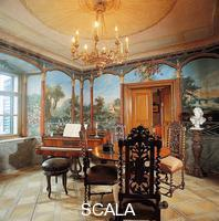 ******** Room of Beethoven in the Gneixendorf Castle