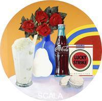 ******** Wesselmann, Tom (1931-2004). Still Life No. 34. 1963