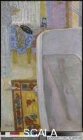 Bonnard, Pierre (1867-1947) Nude in the Bath. 1925