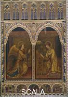 Bellini, Jacopo (1400-1470) Annunciation