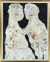 Dubuffet, Jean (1901-1985) The Fiances