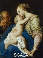 Batoni, Pompeo (1708-1787) Holy Family