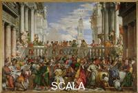 Veronese (Caliari, Paolo called 1528-1588) Marriage at Cana