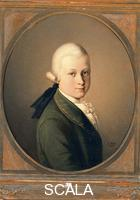 ******** Portrait of Mozart as a Child