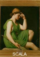 Ingres, Jean Auguste Dominique (1780-1867) The Odyssey