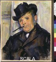 Cezanne, Paul (1839-1906) Portrait of Henri Gasquet, ca. 1896-97.