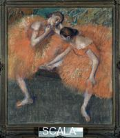 Degas, Edgar (1834-1917) Two Dancers, 1898