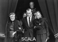 ******** The funeral of Princess Grace, Monaco Cathedral, 1982.