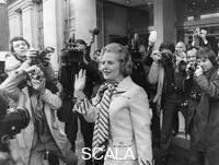 ******** Margaret Thatcher is acclaimed as leader of the Conservative Party, 20th February 1975.