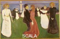 Munch, Edvard (1863-1944) The Dance of Life