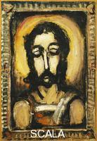 Rouault, Georges (1871-1958) Christ. 1939