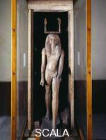 Egyptian art Ka-statue of King Anib-ra Hor da Dahshur