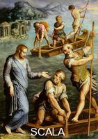 Vasari, Giorgio (1511-1574) Calling of St. Peter and St. Andrew