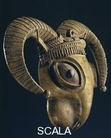 ******** National Museum of Lagos. Head of ram - Bronze - Owo. 15th century