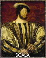 Clouet, Jean (c. 1486-1541) Portrait of Francis I, King of France