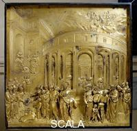 Ghiberti, Lorenzo (1378-1455) Door of Paradise: Stories of Joseph and Benjamin