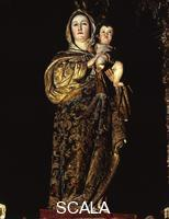Cano, Alonso (1601-1667) The Virgin of the Olive Tree