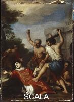 Dyck, Anthony van (1599-1641) Martyrdom of Saint Stephen